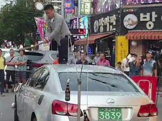 Japanese car sales in South Korea