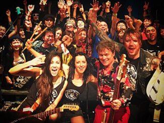 UK punk 1st Korea tour