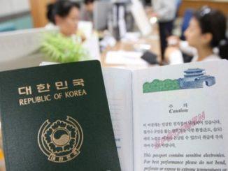 Dual citizenships among South Koreans
